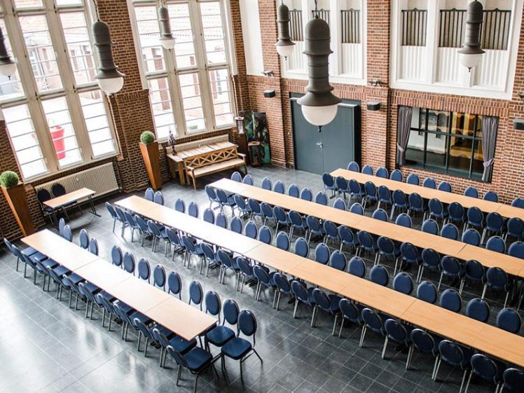 Seminare in der Alten Lohnhalle Wattenscheid