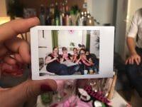 Fotobox zum Cocktailservice