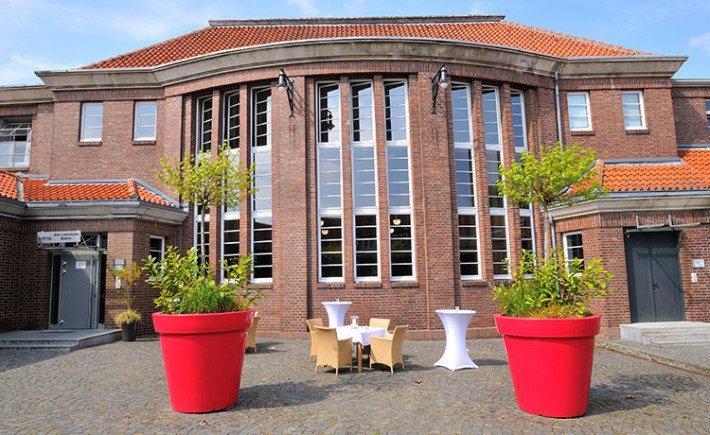 Alte Lohnhalle Wattenscheid von außen