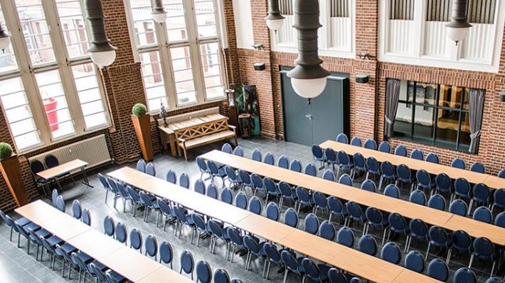 Knepper Management - Alte Lohnhalle Wattenscheid - Geschäftlich feiern (1)