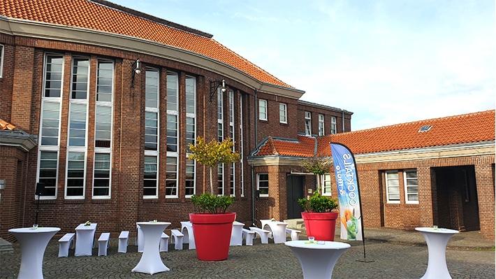 Knepper Management - Alte Lohnhalle Wattenscheid - Geschäftlich feiern (2)