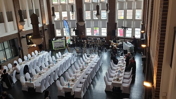 Knepper Management - Alte Lohnhalle Wattenscheid - Geschäftlich feiern (3)