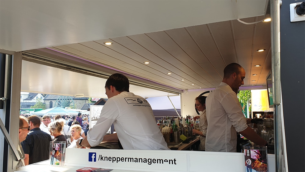 Knepper Management - Wattenscheider Weinfest 2019 - Cocktails Knepper (5)