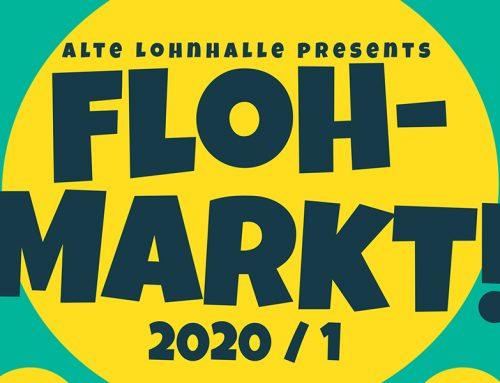 Flohmarkt in der Alten Lohnhalle Wattenscheid (20/1)