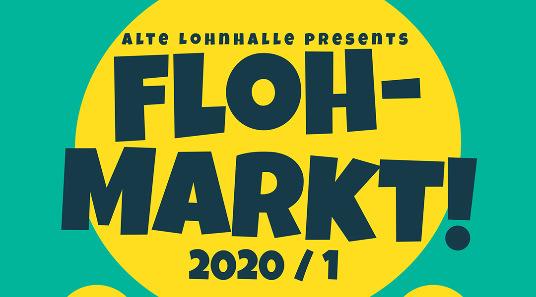 Knepper management - Flohmarkt in der Alten Lohnhalle Wattenscheid
