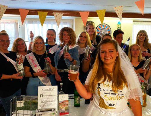 JGA in Iserlohn mit lieben Gästen