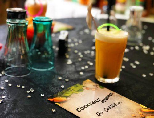 Cocktailkurs für jeden Anlass