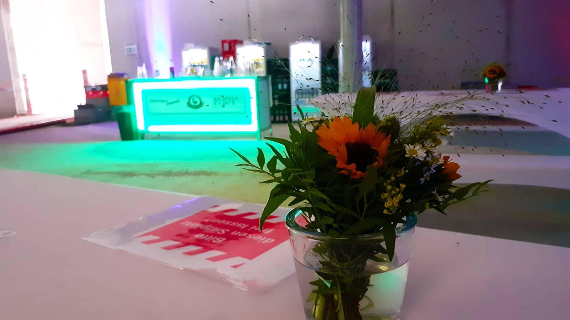 Knepper Events - Firmenevent in Bochum - Richtfest mit Knepper Events (1)