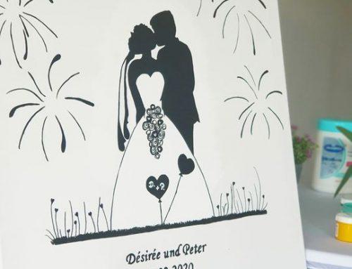 Hochzeit – Désirée / Peter