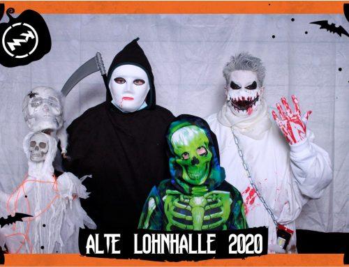 Das war Halloween 2020