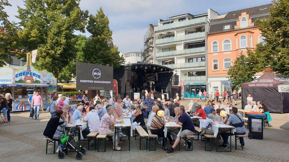 Eventservice Knepper - Eventaustattung in Bochum - Wattenscheider Weinfest