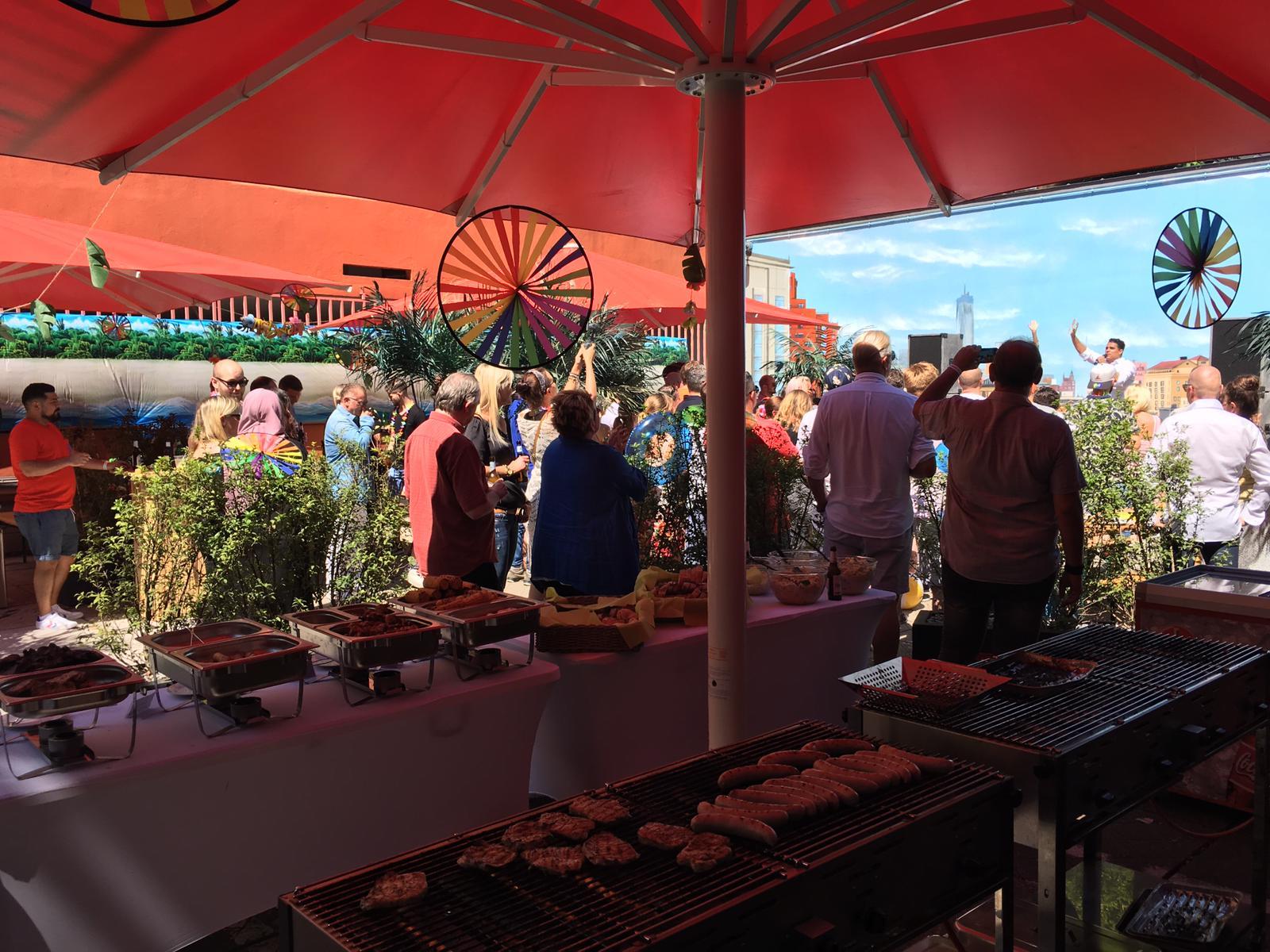 Grillservice Knepper - mobiles Grillbuffet in Köln - Firmenevent mit Grillbuffet und Livemusik (2)