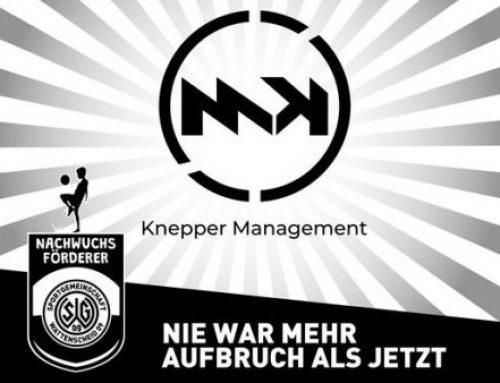 Knepper Management wird Nachwuchsförderer